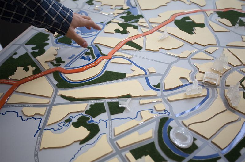 Схемы ЧТК – Северо-Западная Хорда, Народного ополчения